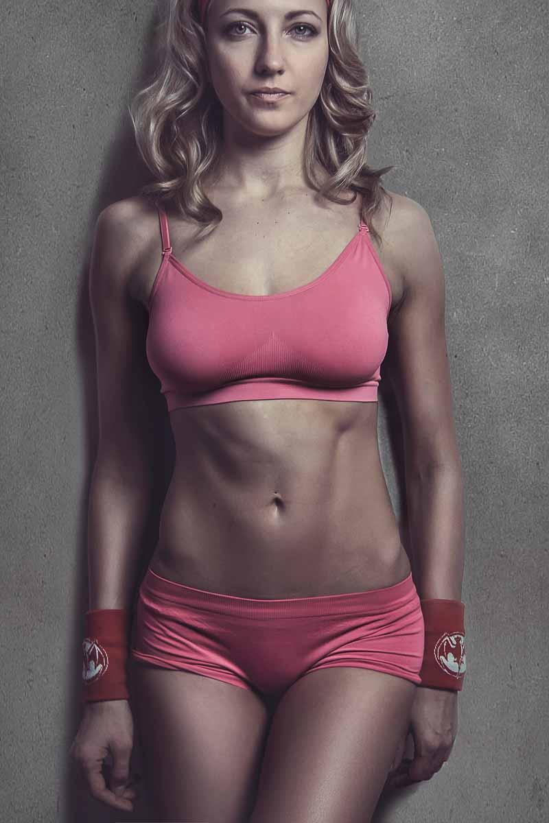 fitness portræt