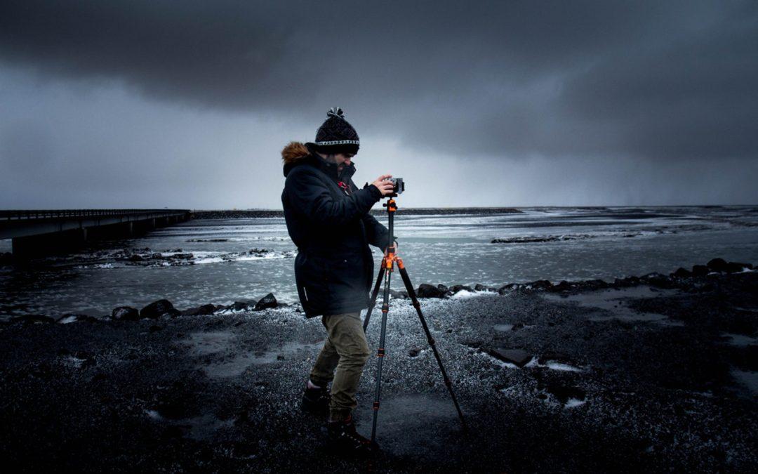 En eftertragtet fotograf
