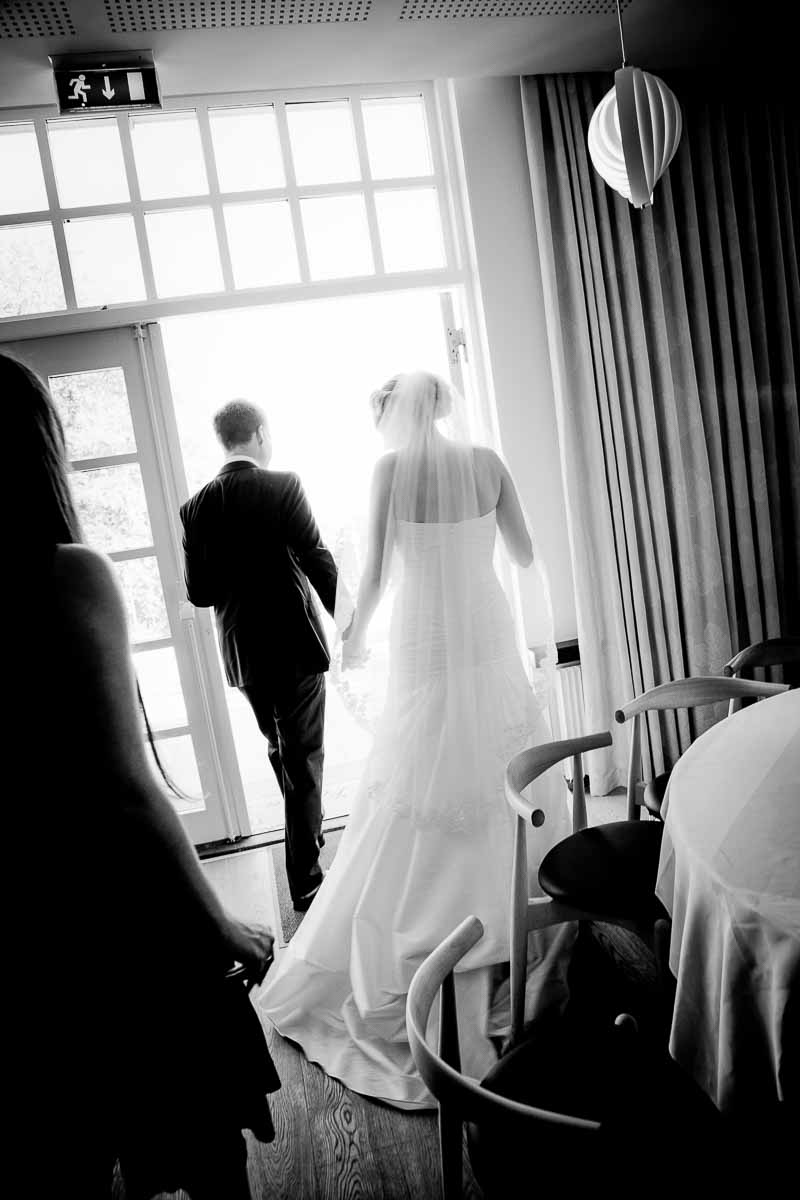 Jeg vil fortælle historien om jeres bryllup