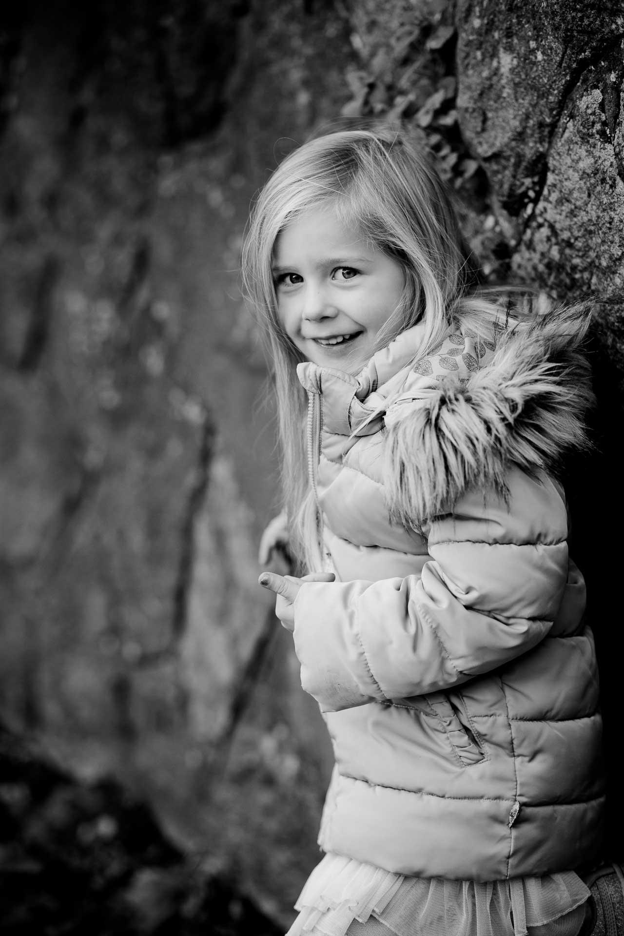 portrætter af børn Fredericia