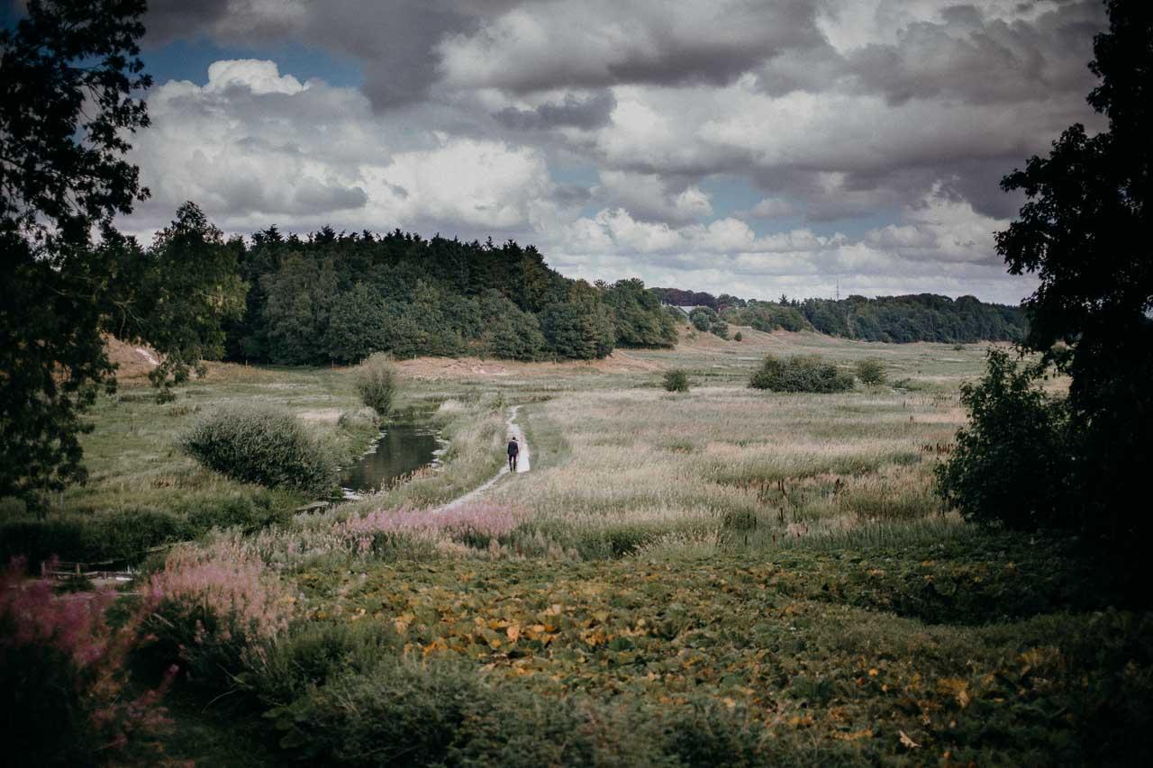 brudebuket Århus