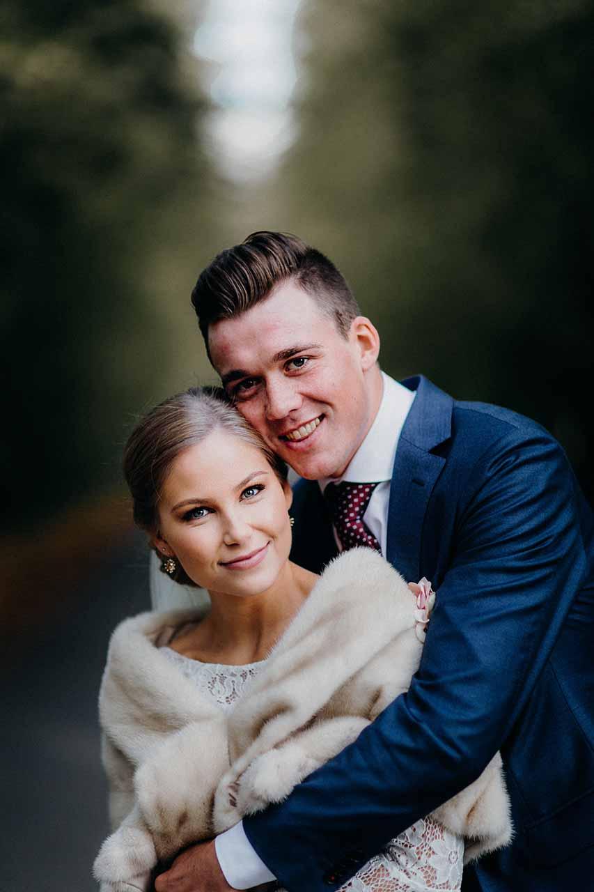 De bedste bryllupsfotografer i Vejle